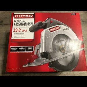 CRAFTSMAN C3 19.2V Volt 6.5in SAW 19.2 (TOOL Only)